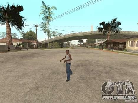 Awesome .IFP V3 para GTA San Andreas séptima pantalla