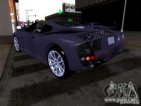 B Engineering Edonis para visión interna GTA San Andreas