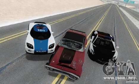 ENBSeries by dyu6 v6.5 Final para GTA San Andreas tercera pantalla