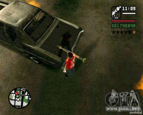 Plymouth Fury III para la visión correcta GTA San Andreas