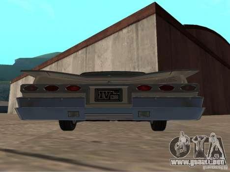 Vudú de GTA 4 para la visión correcta GTA San Andreas