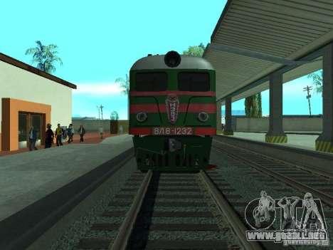Vl8-1232 para la visión correcta GTA San Andreas