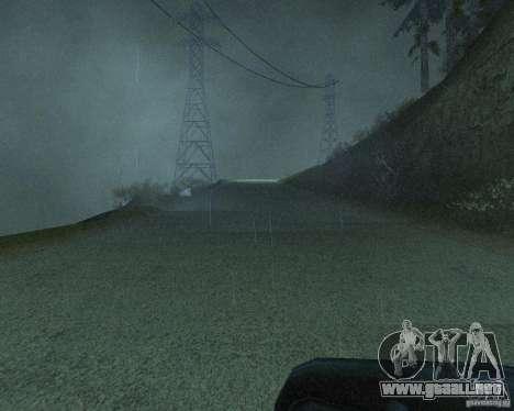 Nuevos caminos en San Fierro para GTA San Andreas undécima de pantalla