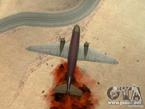 Bombas para aviones para GTA San Andreas séptima pantalla