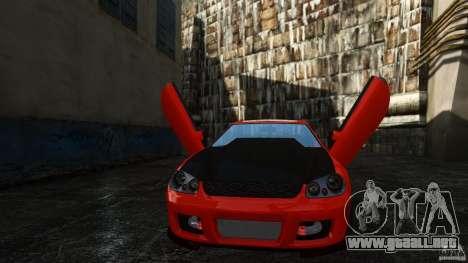 Feltzer DriftTec para GTA 4 visión correcta