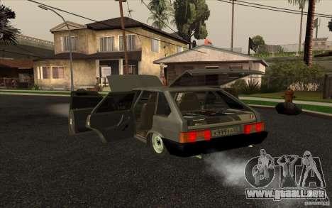 VAZ-2109 para GTA San Andreas left