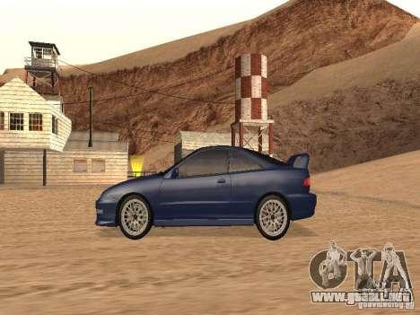 Acura RSX Light Tuning para GTA San Andreas