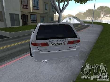 Mitsubishi Legnum para GTA San Andreas left
