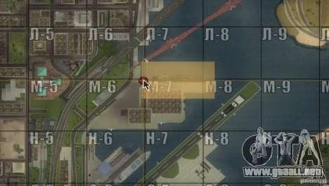Control de caja HD para GTA San Andreas quinta pantalla