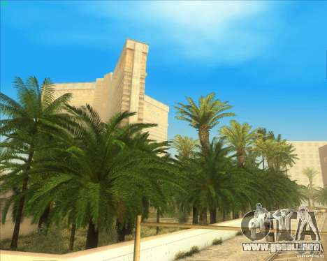 Project Oblivion HQ V1.1 para GTA San Andreas quinta pantalla