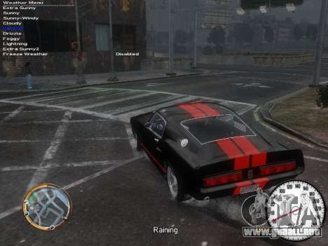 ENBSeries para PC de tamaño mediano para GTA 4 tercera pantalla