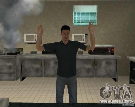 Noticias de Pac de piel para SAMP-RP para GTA San Andreas sucesivamente de pantalla