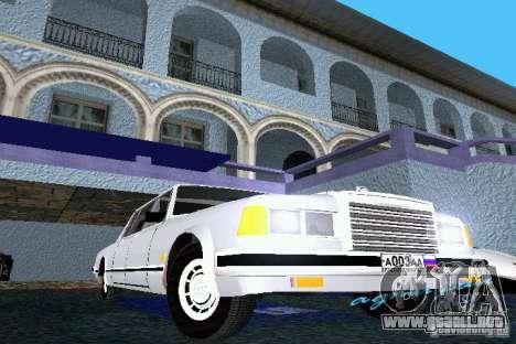 ZIL 41047 para GTA Vice City left