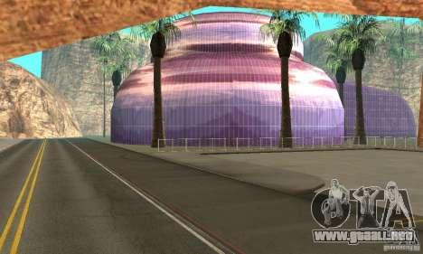 Island of Dreams V1 para GTA San Andreas tercera pantalla