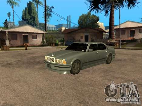 HD Mafia Sentinel para GTA San Andreas
