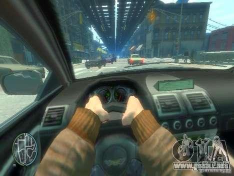 Tipo de coche para GTA 4 séptima pantalla