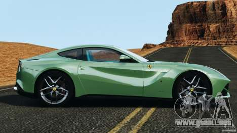 Ferrari F12 Berlinetta 2013 [EPM] para GTA 4 left