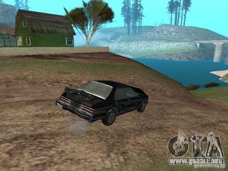 Romano es taxi de GTA 4 para visión interna GTA San Andreas