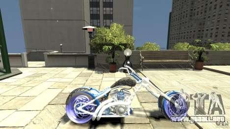 The Chopper para GTA 4 left