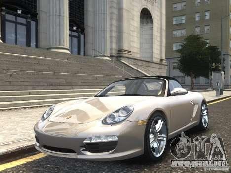 Porsche Boxster S 2010 EPM para GTA 4