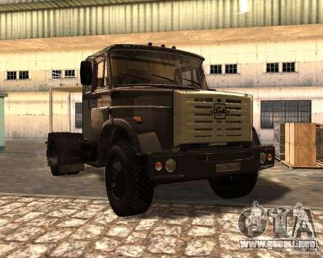 ZIL 5417 para GTA San Andreas