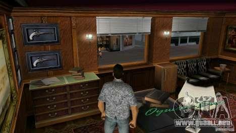 Oportunidad de entrar en el interior para GTA Vice City tercera pantalla