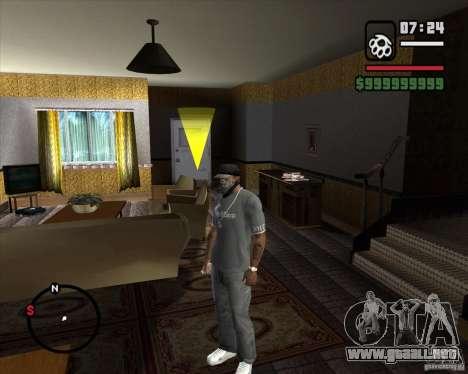 Sustitución de la CJeâ casa entera para GTA San Andreas