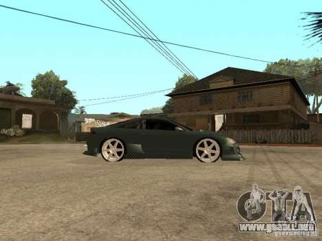 Mitsubishi Eclipse para GTA San Andreas left