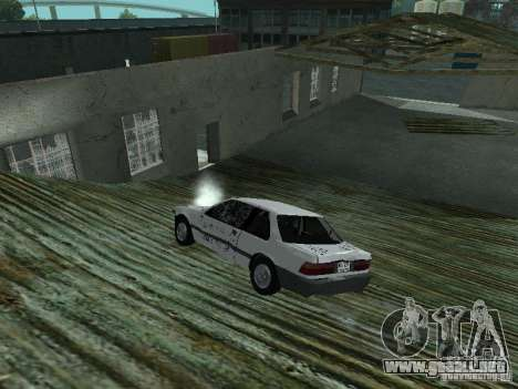 Honda Accord para visión interna GTA San Andreas