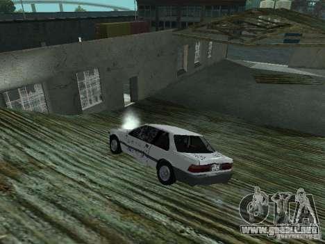 Honda Accord para visión interna GTA San Andreas