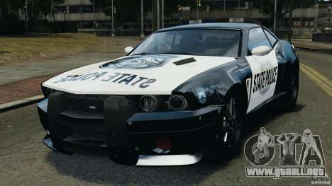 NFSOL State Police Car para GTA 4