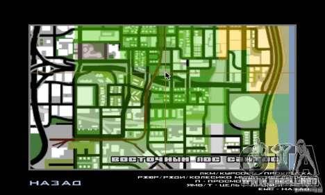 Basketball Court v6.0 para GTA San Andreas sexta pantalla