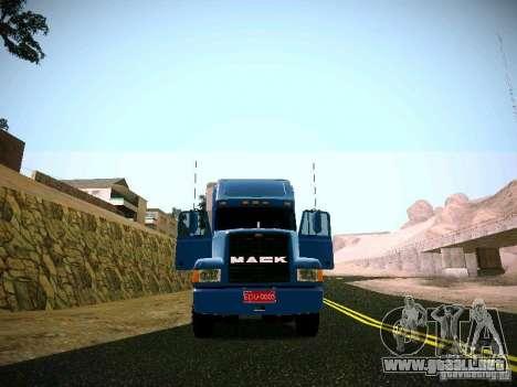 Mack ch 613 para la visión correcta GTA San Andreas