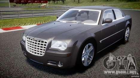 Chrysler 300C 2005 para GTA 4