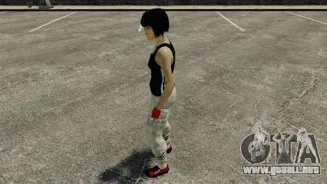 Fe para GTA 4 adelante de pantalla