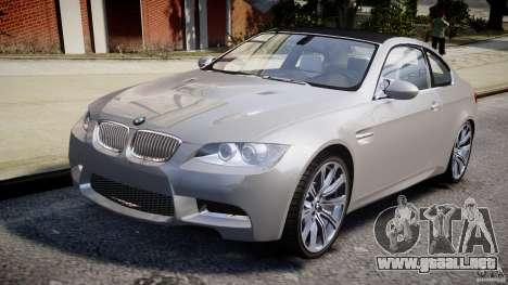 BMW M3 E92 para GTA 4