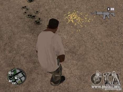 Estos forros (mangas) para GTA San Andreas quinta pantalla