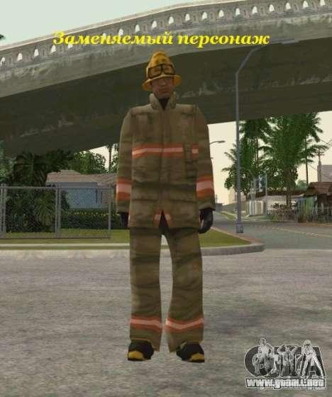 Pieles de S.T.A.L.K.E.R. para GTA San Andreas sexta pantalla