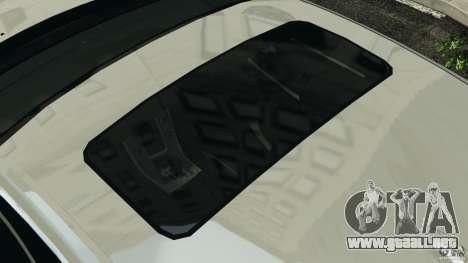 Volvo S60 R-Designs v2.0 para GTA 4 interior