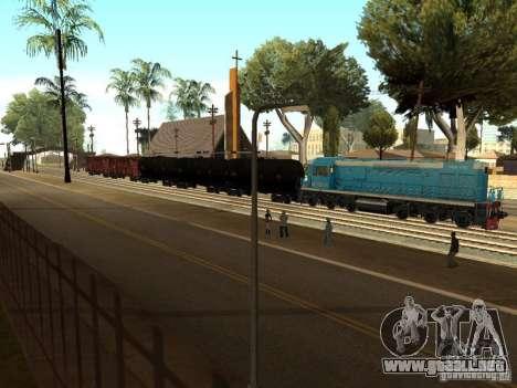 Tem2u-9392 para la visión correcta GTA San Andreas