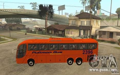 Marcopolo Paradiso 1200 Pullman Bus para GTA San Andreas left