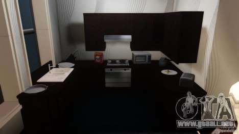 New textures for Alderney Savehouse para GTA 4 segundos de pantalla