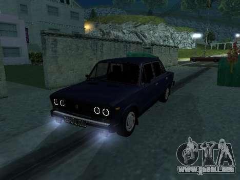 VAZ 21065 para la vista superior GTA San Andreas