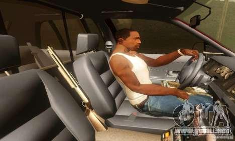 Ford Crown Victoria Minnesota Police para la visión correcta GTA San Andreas