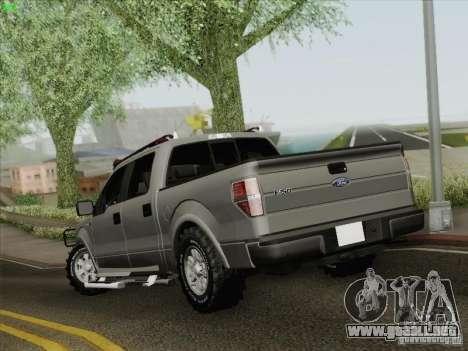 Ford F-150 para GTA San Andreas