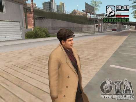 Joe Barbaro v1.0 para GTA San Andreas