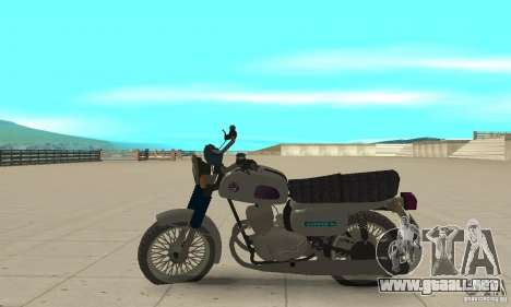 Sunrise 3 m para GTA San Andreas left