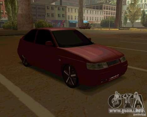 LADA 2112 Coupe v. 2 para GTA San Andreas