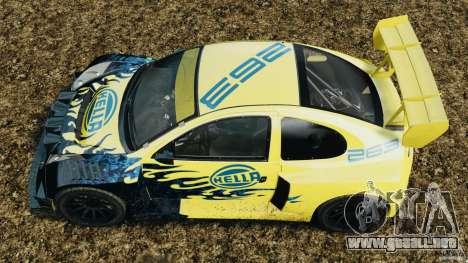 Colin McRae Hella Rallycross para GTA 4 visión correcta