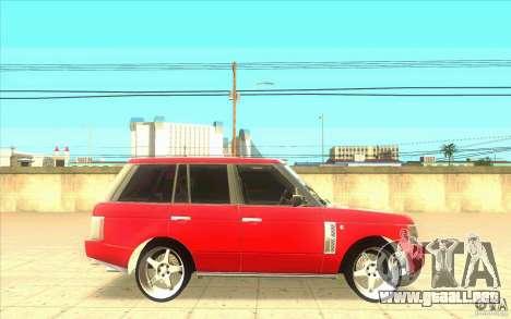 Arfy Wheel Pack 2 para GTA San Andreas tercera pantalla